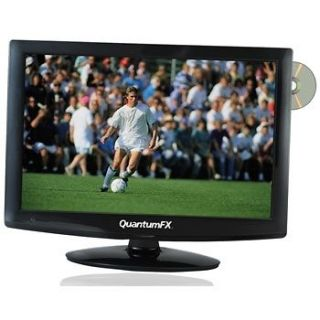 18 LED LCD 1080p HD TV HDTV TELEVISION w/ BUILT IN DVD PLAYER AC/DC