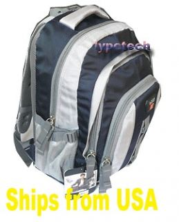 New Laptop Case Computer Bag Notebook Backpack School Bag 15.4,14