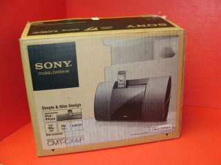 micro system sony in Compact & Shelf Stereos