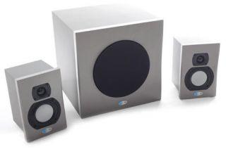 Blue Sky MediaDesk 2.1 Pro Audio Recording Studio Monitor Active