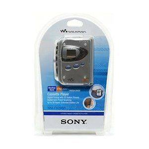 Sony WM FX290W Walkman Digital Tuning FM/AM Stereo Cassette Player