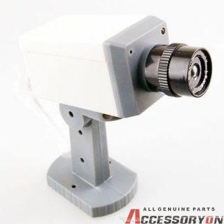 Motion sensor Simulation security Surveillance Camera