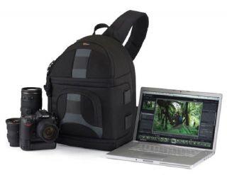 Lowepro SlingShot 350 AW Photo Camera Sling Bag Backpack Laptop 15.4