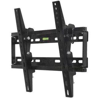 Slim Tilt TV Wall Mount for VIZIO flat screen LED LCD 3D HDTV 24 26 32