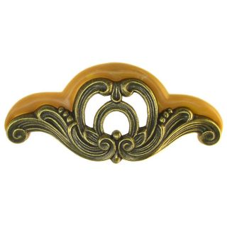 reproduction Waterfall drawer furniture pull handle 6103