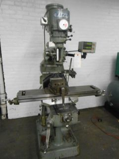 BRIDGEPORT /Sharp First Ram Type Vertical Turret Milling Machine