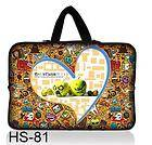 Cute 17 Laptop Bag Case Cover Sleeve W/Handle For 17.3 HP Pavilion