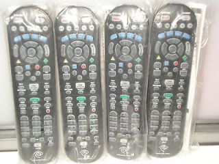 Time Warner Cable CLIKR 5 Universal Remotes UR5U 8780L VCR TV CBL DVD