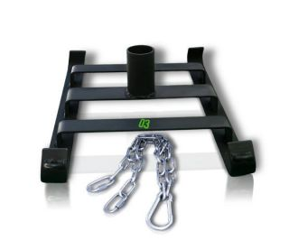 Weight Pull Sled Olympic   Dog Training Pulling   2 inch post   Powder
