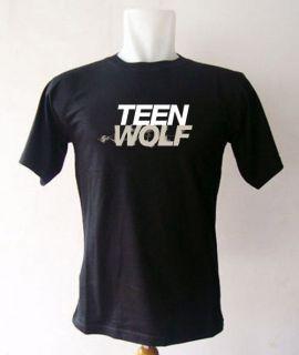 Teen Wolf TV Series 2011 LOGO T shirt size s m l xl 2xl 3XL 888