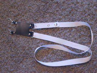 KNIGHT TEMPLAR SWORD SLING BELT HOLDER SCABBARD