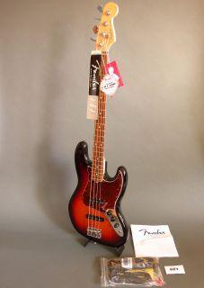 Fender American Standard Jazz Bass Guitar Made in USA Worldwide