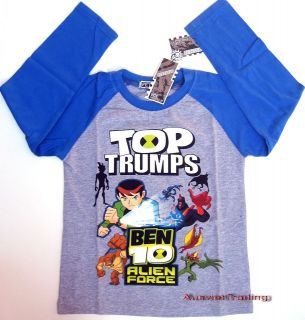 ben 10 shirt in Boys Clothing (Sizes 4 & Up)