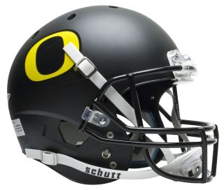 OREGON DUCKS Schutt AiR XP REPLICA Football Helmet (MATTE BLACK)