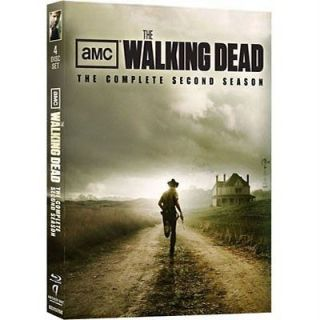 walking dead season 2 in DVDs & Blu ray Discs