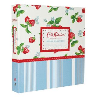 FranklinCovey Cath Kidston Recipe Organizer by Chronicle Books