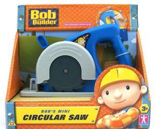 Bob the Builder Hand Power Tool Bobs Mini Circular Saw   Brand New