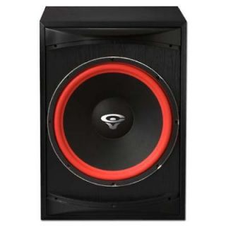 CERWIN VEGA XLS 15S 15 250 WATT HT POWERED SUBWOOFER