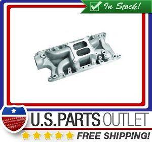 Professional Products 54026 Satin Crosswind Intake Manifold Ford 260