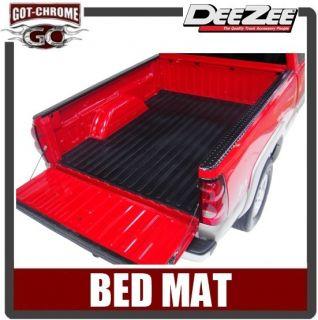 86793 Dee Zee Rubber Bed Mat Chevy GMC C/K Truck 8 1988 1998