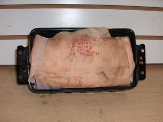 06 07 08 09 Chrysler 300 Dodge Charger Magnum Passenger AIR BAG AIRBAG