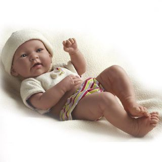 New in Box Berenguer 17 Inch La Newborn Real Girl 18103 Made In Spain