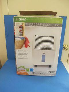 New Haier Energy Star 45 Pint DeHumidifier Model DE45EK T