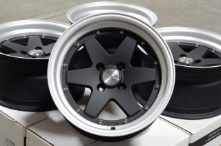 Effect Wheels Rims Zero offset Civic Cobalt Accord Neon Escort Aerio