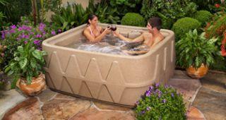 X400 4 Person Portable Spa Dreamaker Hot Tub