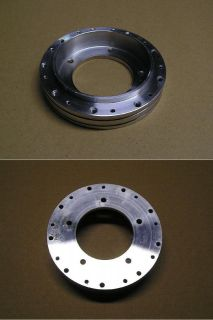 Spacer for 6 hole steering wheel to fit Grant foreversharp 3 hole