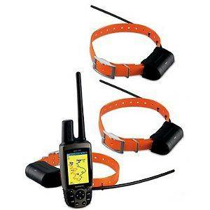 GARMIN ASTRO 220 DOG TRACKER+3 DC40 COLLAR BUNDLE DC 40 W/ CARRY CASE