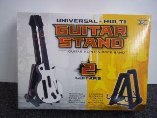 Guitar Hero & Rock Band Universal Multi Guitar stand