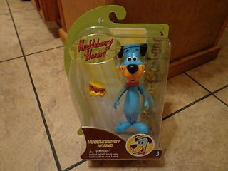 HANNA BARBERA  6.5 HUCKLEBERRY HOUND FIGURE (NEW)