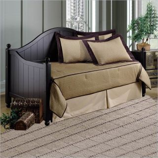 Hillsdale Augusta Wood Black Finish Daybed