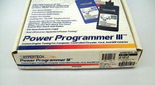 Hypertech 41012 Power Programmer III