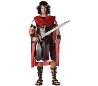 Hercules Roman Greek Gladiator Warrior Soldier Adult Men Costume M