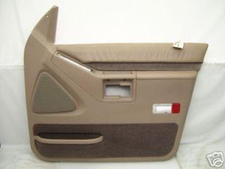 92 93 94 EXPLORER LIMITED OEM DOOR TRIM PANEL CARD NEW (Fits 1992