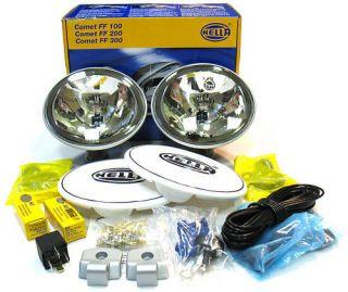 HELLA COMET FF200 DRIVING LIGHTS LAMP KIT