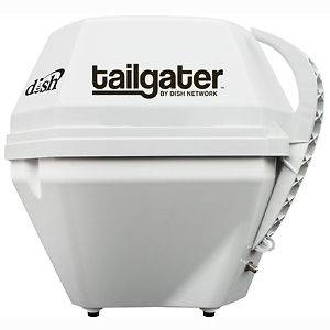 Newly listed Dish Network Tailgater Satellite TV Antenna   Fast Free