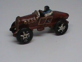 cast iron race car in Vintage & Antique Toys