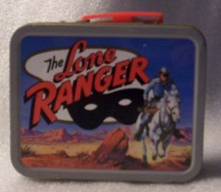 lone ranger in Pinbacks, Bobbles, Lunchboxes