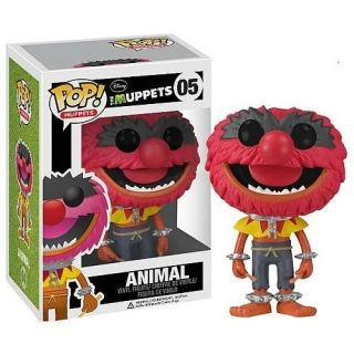 Animal   The Muppets   Funko POP Vinyl Figure   New in the box