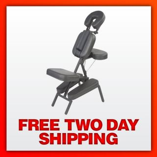 NEW Master Massage Apollo Portable Massage Chair with Handy Wheeled
