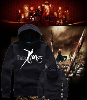 Japanese Anime FATE/ZERO hoodie RIDER Iskandar Archer Gilgamesh 3king