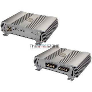 DLS CA22 PERFORMANCE AB CLASS AMPLIFIER 2 CHANNEL X 200 WATTS
