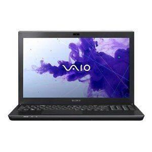 Sony VAIO S SVS1511DGXB Laptop 15.5 i5 2.5GHz 6GB 640GB Windows 7 Pro