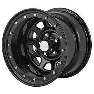 Pro Comp Xtreme Rock Crawler Series 152 Black Steel Wheel 16x8