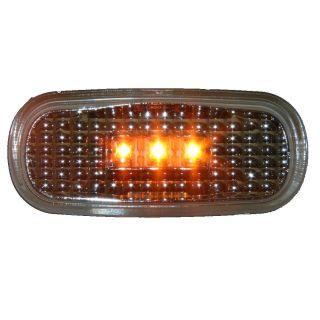 920056 Putco Pure Lighting Smoke Fender Marker Lights Dodge Ram Dually