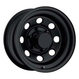 Pro Comp Xtreme Rock Crawler Series 98 Black Steel Wheel 15x8 6x5.5
