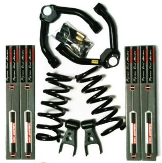 97 04 Dodge Dakota V8 3 SUSPENSION LIFT KIT (Fits Dodge Dakota)